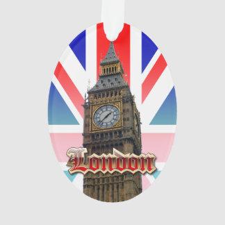 Dessin vintage de Big Ben