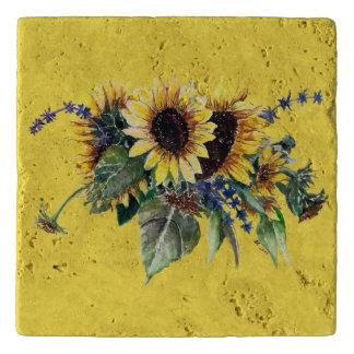 Dessous-de-plat Bouquet de tournesol
