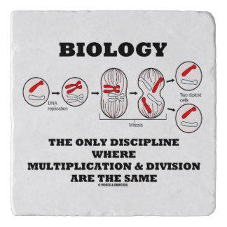 Dessous-de-plat Division de multiplication de discipline de
