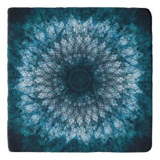 Dessous-de-plat Indigo Blue Mandala