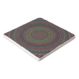Dessous-de-plat Mandala de fleur