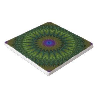Dessous-de-plat Mandala de nature
