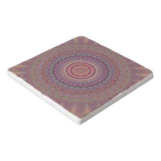 Dessous-de-plat Mandala géométrique hippie