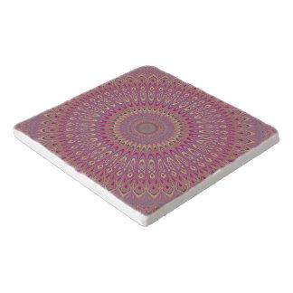 Dessous-de-plat Mandala hippie de grille