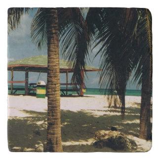 Dessous-de-plat Trépied de scène d'île
