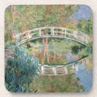 Dessous-de-verre Claude Monet   le pont japonais, Giverny