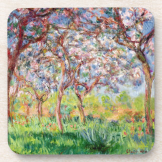 Dessous-de-verre Claude Monet   Printemps un Giverny