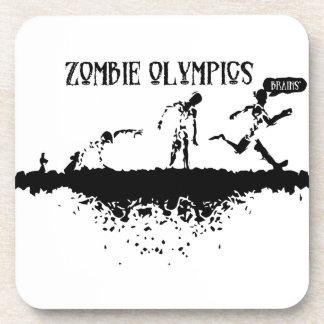 Dessous-de-verre Course de zombi