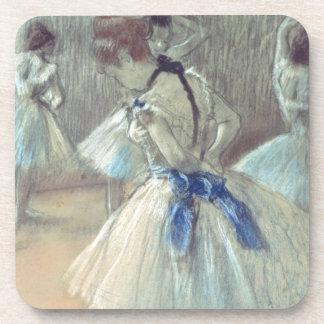 Dessous-de-verre Danseur d'Edgar Degas |
