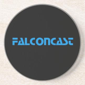 Dessous de verre de boissons de FalconCast
