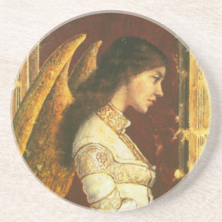 Dessous de verre de fresque d'ange