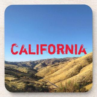 Dessous de verre de la Californie
