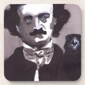 Dessous-de-verre Edgar A. Poe