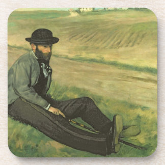 Dessous-de-verre Edgar Degas   Eugene Manet