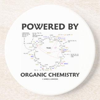 Dessous De Verre En Grès Actionné par chimie organique (cycle de Krebs)