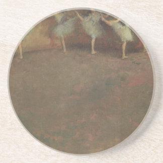 Dessous De Verre En Grès Avant le ballet par Edgar Degas, beaux-arts