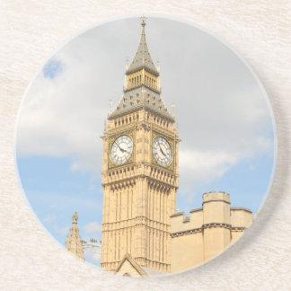 Dessous De Verre En Grès Big Ben à Londres