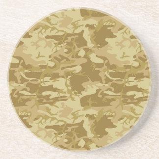 Dessous De Verre En Grès Caboteur de camouflage