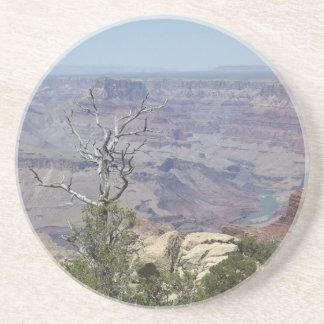 Dessous De Verre En Grès Canyon grand Arizona