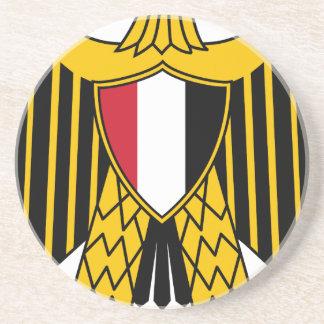 Dessous De Verre En Grès Coat_of_arms_of_Egypt