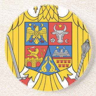 Dessous De Verre En Grès Coat_of_arms_of_Romania_Eagle_ (1992-2016)