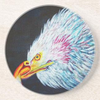 Dessous De Verre En Grès Eagle