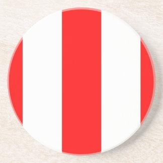 Dessous De Verre En Grès emballer-drapeau