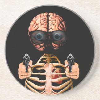 Dessous De Verre En Grès Faites ce que votre cerveau indique