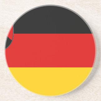 Dessous De Verre En Grès Flag_of_Rhineland-Palatinate