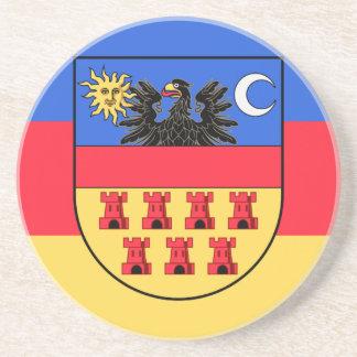 Dessous De Verre En Grès Flag_Transylvania_History