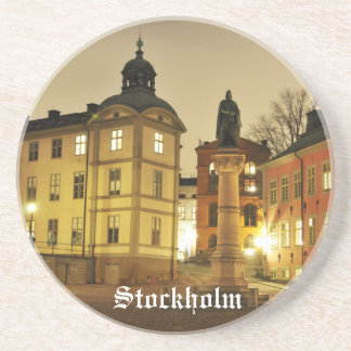 Dessous De Verre En Grès Gamla Stan à Stockholm, Suède