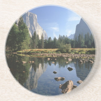 Dessous De Verre En Grès Les Etats-Unis, la Californie, parc national de