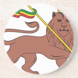 Dessous De Verre En Grès Lion_of_Judah_emblem_of_the_Ethiopian_Empire