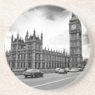 Dessous De Verre En Grès Londres Big Ben