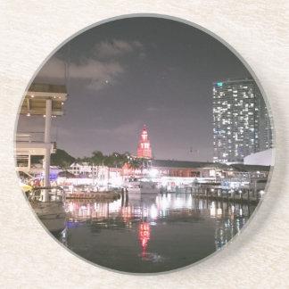 Dessous De Verre En Grès Marché de Bayside Miami