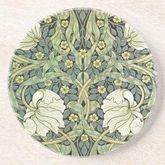 Dessous De Verre En Grès Mouron par William Morris