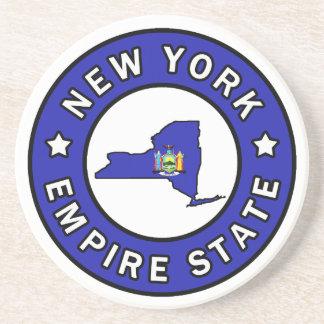 Dessous De Verre En Grès New York