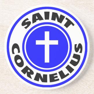 Dessous De Verre En Grès Saint Cornélius