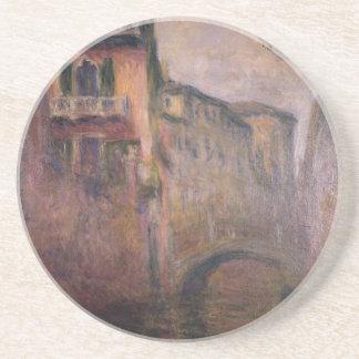 Dessous De Verre En Grès Salut 02 de della de Rio par Claude Monet