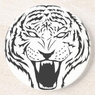 Dessous De Verre En Grès tigre
