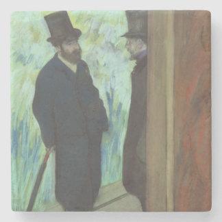 Dessous-de-verre En Pierre Amis d'Edgar Degas | au théâtre
