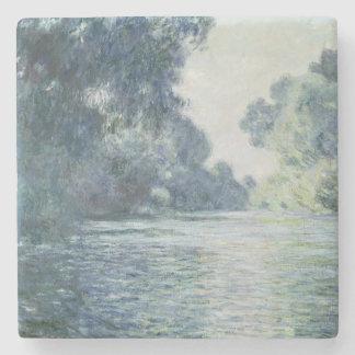 Dessous-de-verre En Pierre Branche de Claude Monet   de la Seine près de