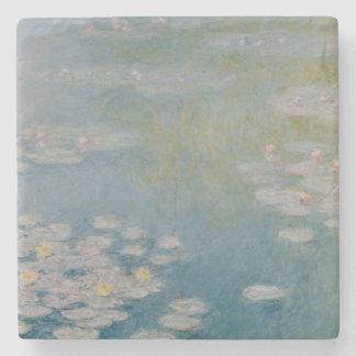 Dessous-de-verre En Pierre Claude Monet   Nympheas chez Giverny, 1908