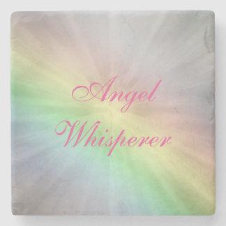 Dessous-de-verre En Pierre Conception de Whisperer d'ange