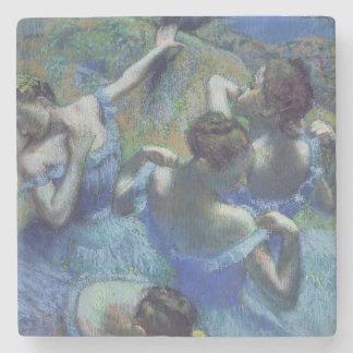 Dessous-de-verre En Pierre Danseurs de bleu d'Edgar Degas |, c.1899