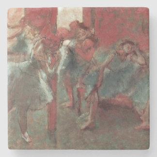 Dessous-de-verre En Pierre Danseurs d'Edgar Degas | à la répétition, 1895-98