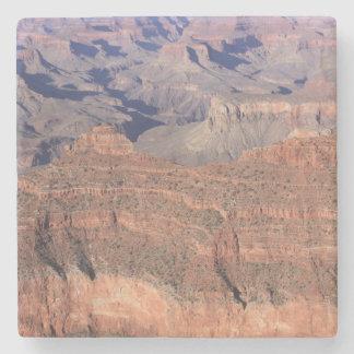 Dessous-de-verre En Pierre Dessous de verre de pierre de marbre de canyon
