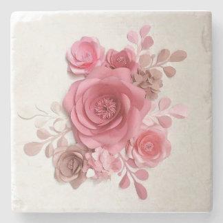 Dessous-de-verre En Pierre Dessous de verre en pierre de ROSES PRÉCIEUX