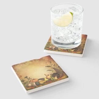 Dessous-de-verre En Pierre Dessous de verre en pierre de thanksgiving