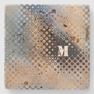 Dessous-de-verre En Pierre Dessous de verre en verre beiges de pierre de